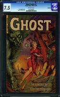Ghost Comics #1 - Bethlehem