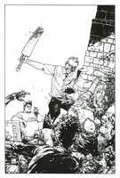 Shaun of the Dead TPB Cover