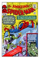 Amazing Spiderman #14 COLOR