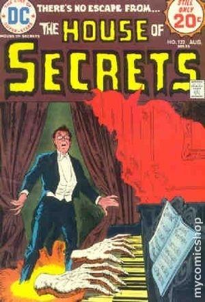 HOUSE OF SECRETS #122