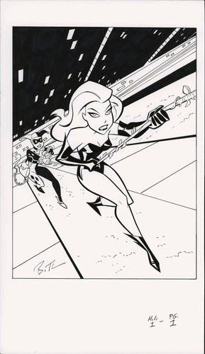 Harley & Ivy #1 p. 1
