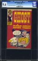 Ghost Mother Comics #1